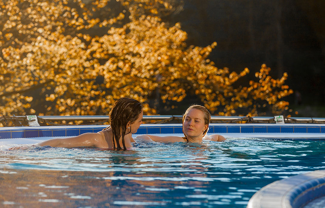 Wellness in der Weser-Therme